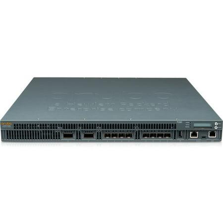 HPE Aruba Mobility Controller 7280 (US) - Network management device - 10 GigE, 40 Gigabit LAN - 802.11ac