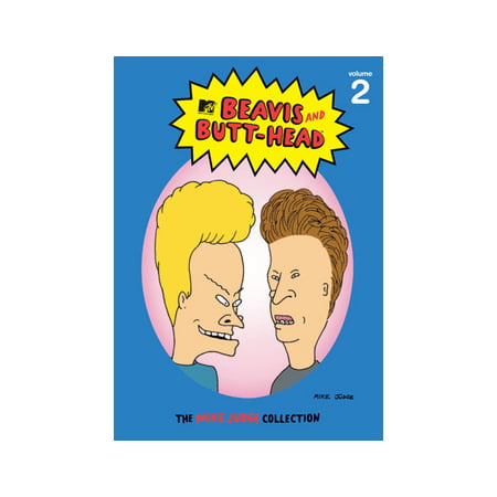 Beavis & Butt-Head: The Mike Judge Collection Volume 2 (DVD)