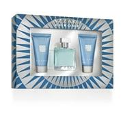 Azzaro Chrome Fragrance Gift Set for Men, 3 piece