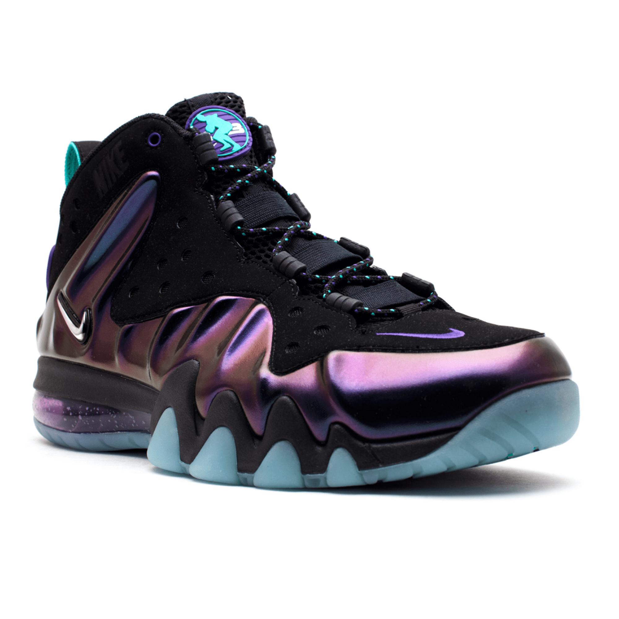 low priced 43f19 3476a Nike - Men - Nike Mens Barkley Posite Max Black Eggplant -555097-003 - Size  8   Walmart Canada