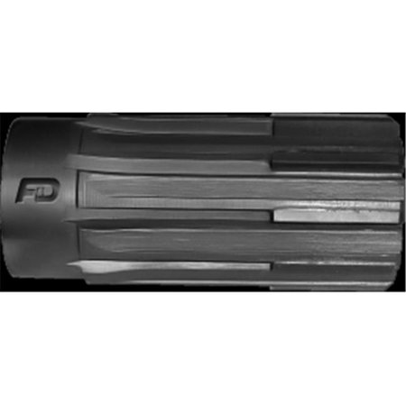 F&D Tool 29222 Carbide Tipped Shell Reamer Straight Flute - No.7 Arbor - 1.375 dia. x 3 OAL with 8 Flutes - image 1 of 1