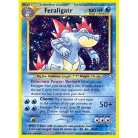 Pokemon Neo Genesis Feraligatr #4