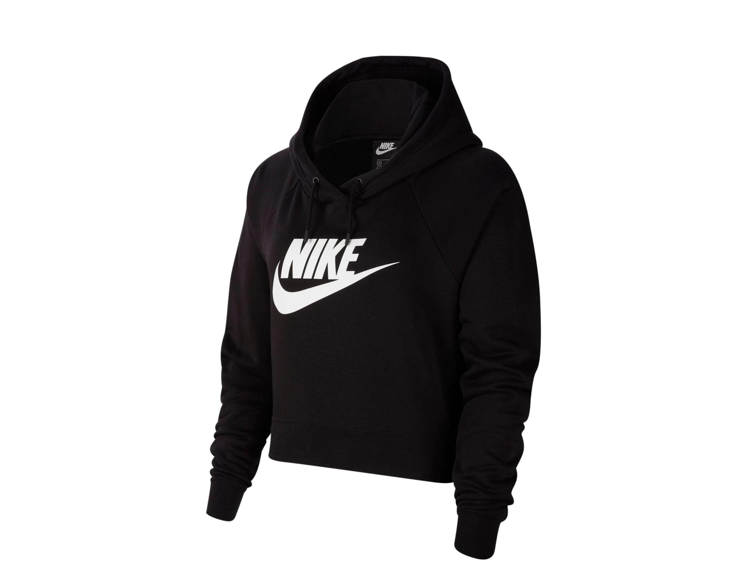 Nike Sportswear Essential Cropped Black