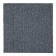 Achim Nexus Self Adhesive Carpet Floor Tile - 12 tiles/12 Sq. Ft.,12 x 12, Smoke