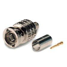 Canare BCP-C71A 75 Ohm BNC Crimp Plug-by Canare