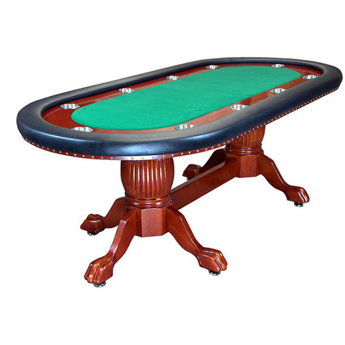 BBO Poker Rockwell 8' Poker Table by