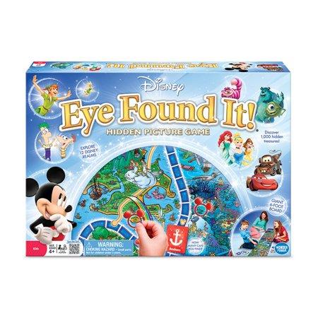 Halloween Eye Brawl In Game (Disney Eye Found It! Hidden Picture)