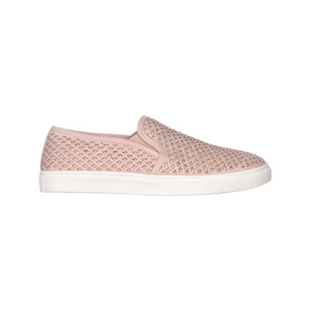 MG35 Eidyth Rhinestone Fashion Sneakers, Blush - image 2 of 6