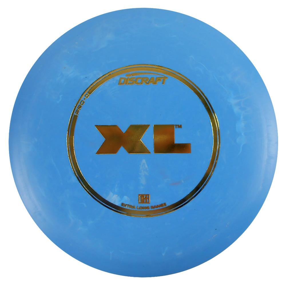 Discraft Pro D XL 173-174g Distance Driver Golf Disc [Colors may vary] 173-174g by