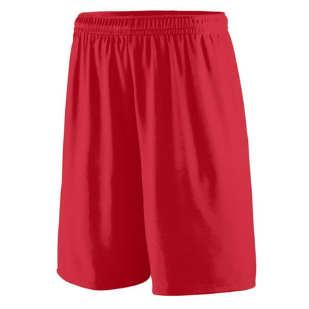 augusta training short red