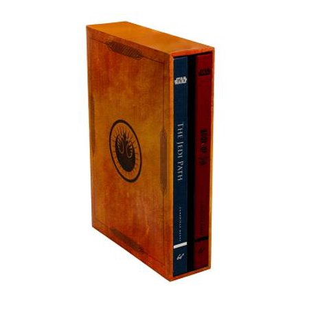 Star Wars®: The Jedi Path and Book of Sith Deluxe Box Set (Star Wars Gifts, Sith Book, Jedi Code, Star Wars Book (Cody Box)