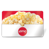 AMC Theatres $25 Gift Card