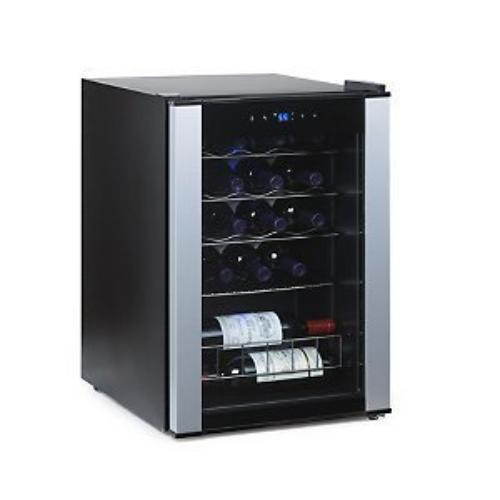 The Wine Enthusiast, Inc. 268682001 20 Bottle Evolution Series Appl Wine Cooler