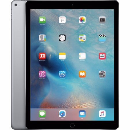 Refurbished Apple iPad 5th Gen 128GB Wi-Fi, 9.7in - Space
