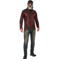 Guardians of the Galaxy Vol. 2 - Star-Lord Adult Costume Top & Mask Set