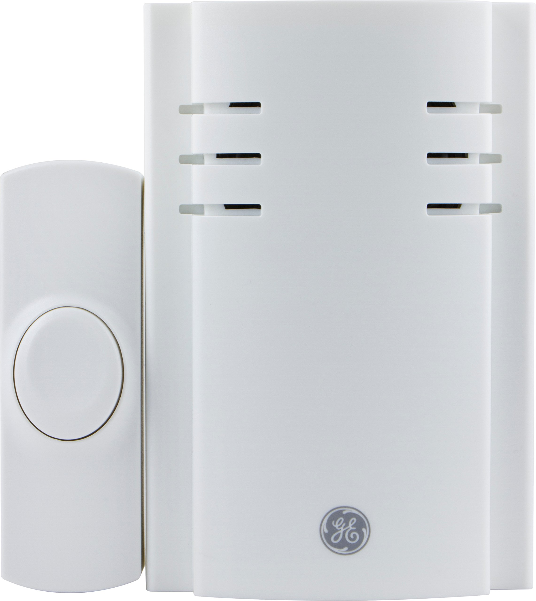 push in wireless chime chimes doors kits white button bell p with kit door plug db