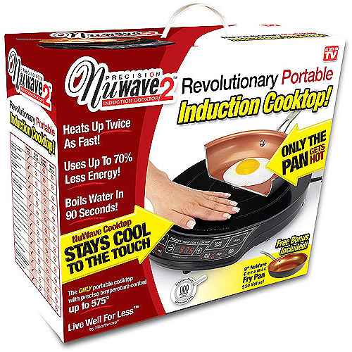 As Seen on TV NuWave Precision Induction Cooktop