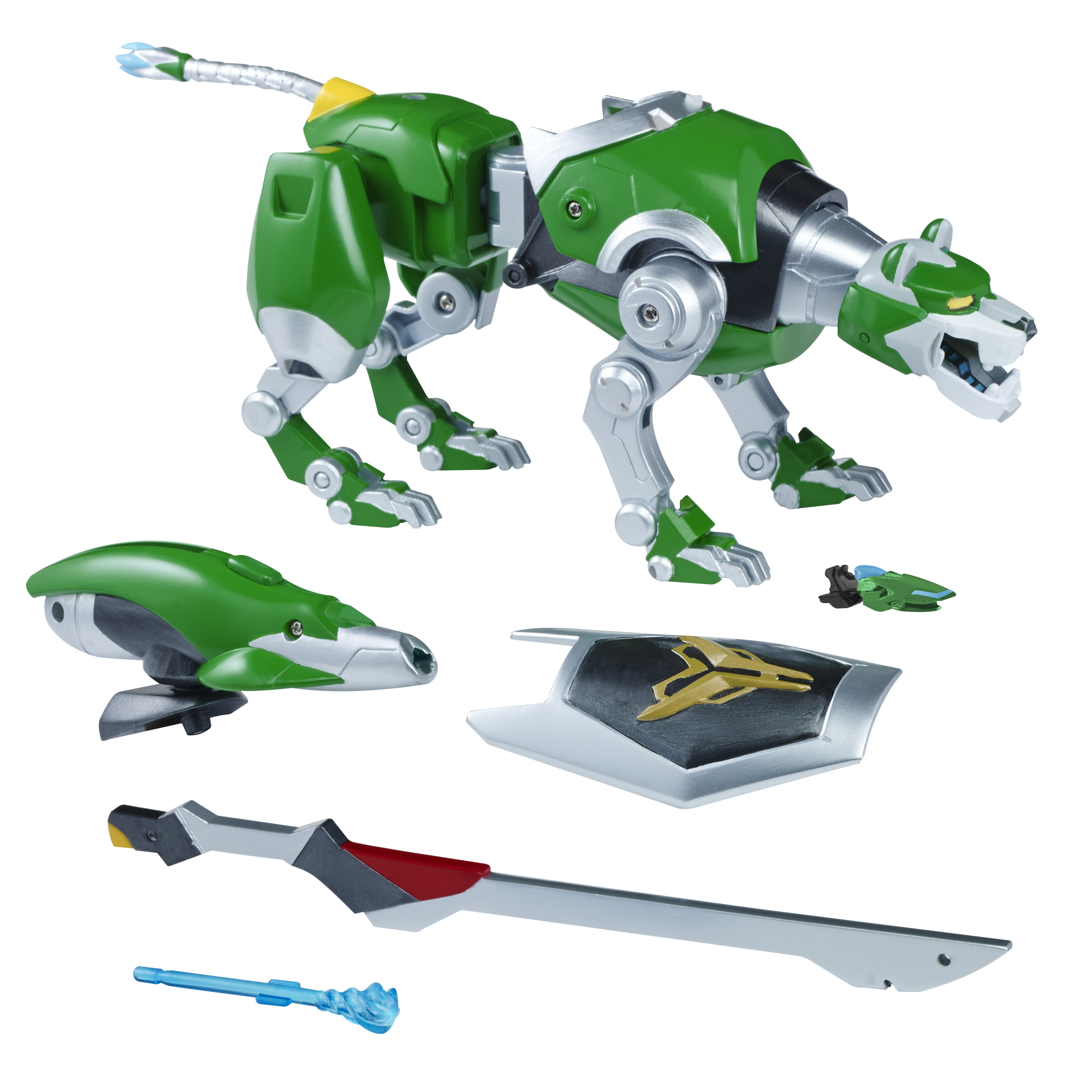 Voltron Legendary Green Lion