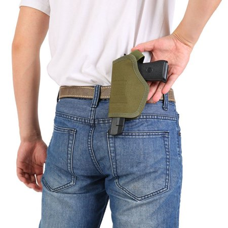 Tactical Holster Inside The Pant Compact Frame Pistol Gun Belt Clip