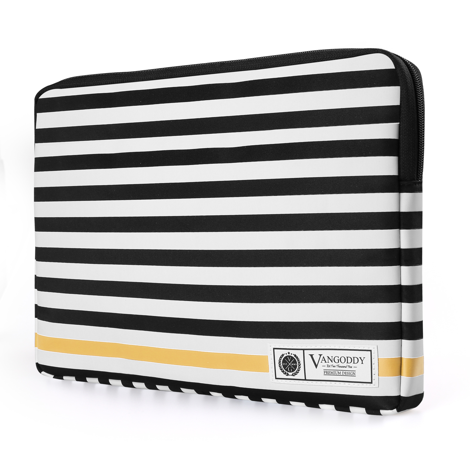 "VANGODDY Luxe 15.6"" Laptop Sleeve for HP, Asus, Dell, Toshiba, Lenovo, Acer, Macbook"