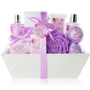Premium Large Spa Basket All The Best Wishes Gift For Women