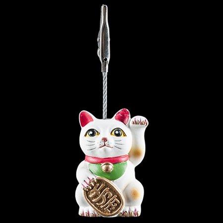 Lucky Cat Bingo Ticket Holder