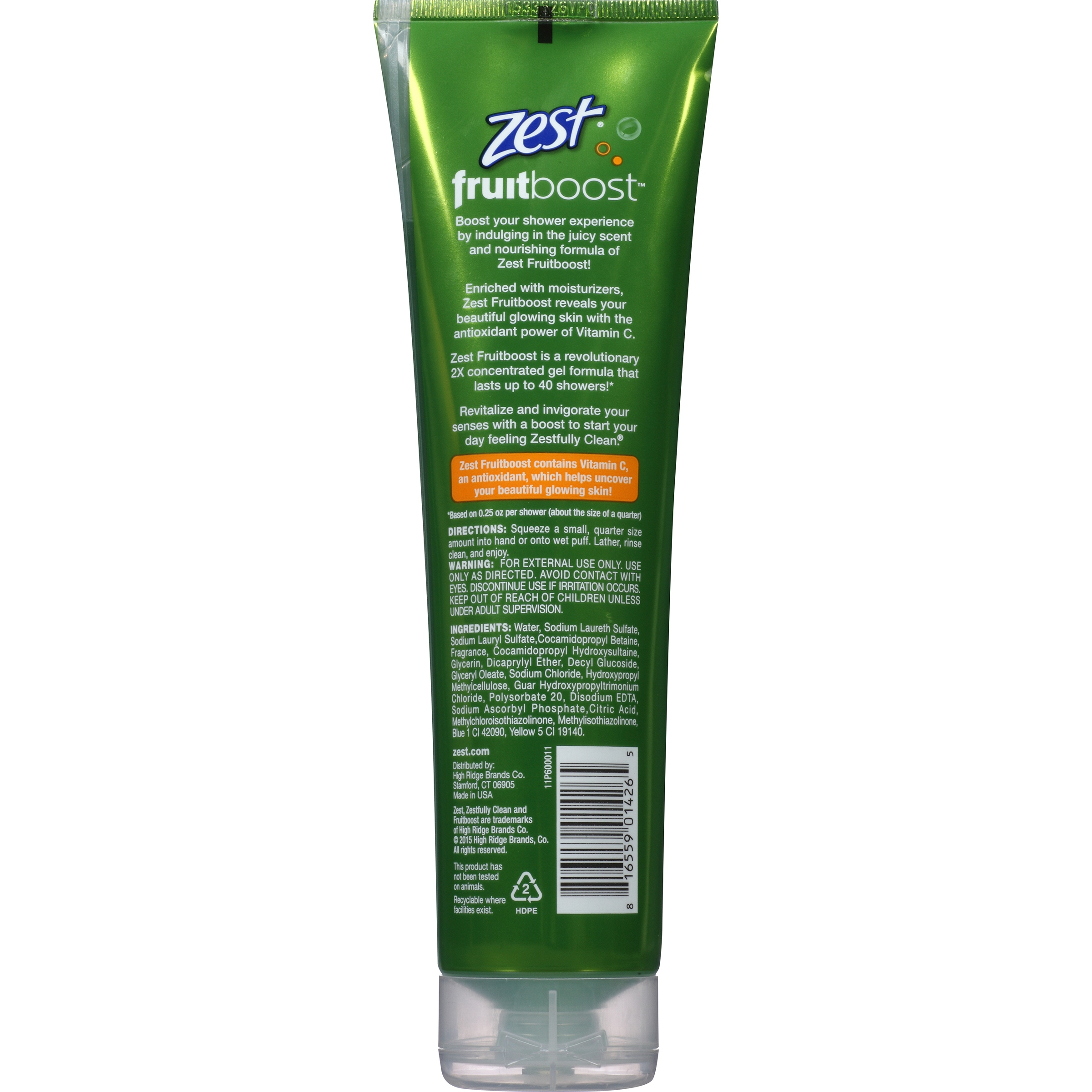 Zest bathroom cleaner - Zest Fruitboost Revitalizing Shower Gel Citrus Splash 10 0 Fl Oz Walmart Com