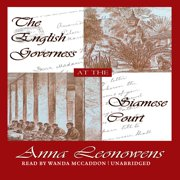The English Governess at the Siamese Court - Audiobook