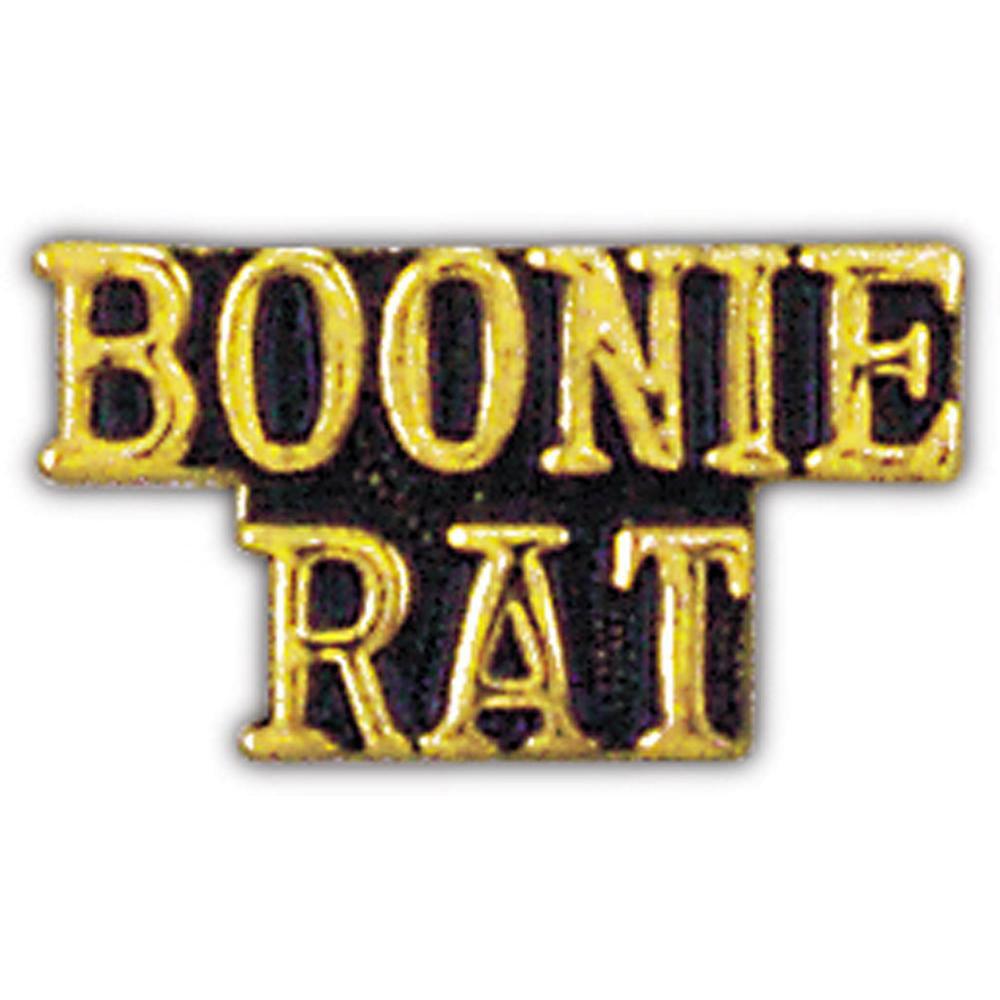 Boonie Rat Pin 1