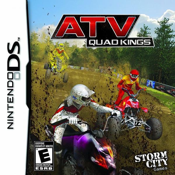 Quad Kings (DS)