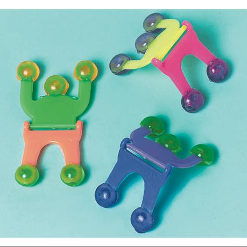 Wall Climber Party Favors 12/Pkg AMSCAN 390162
