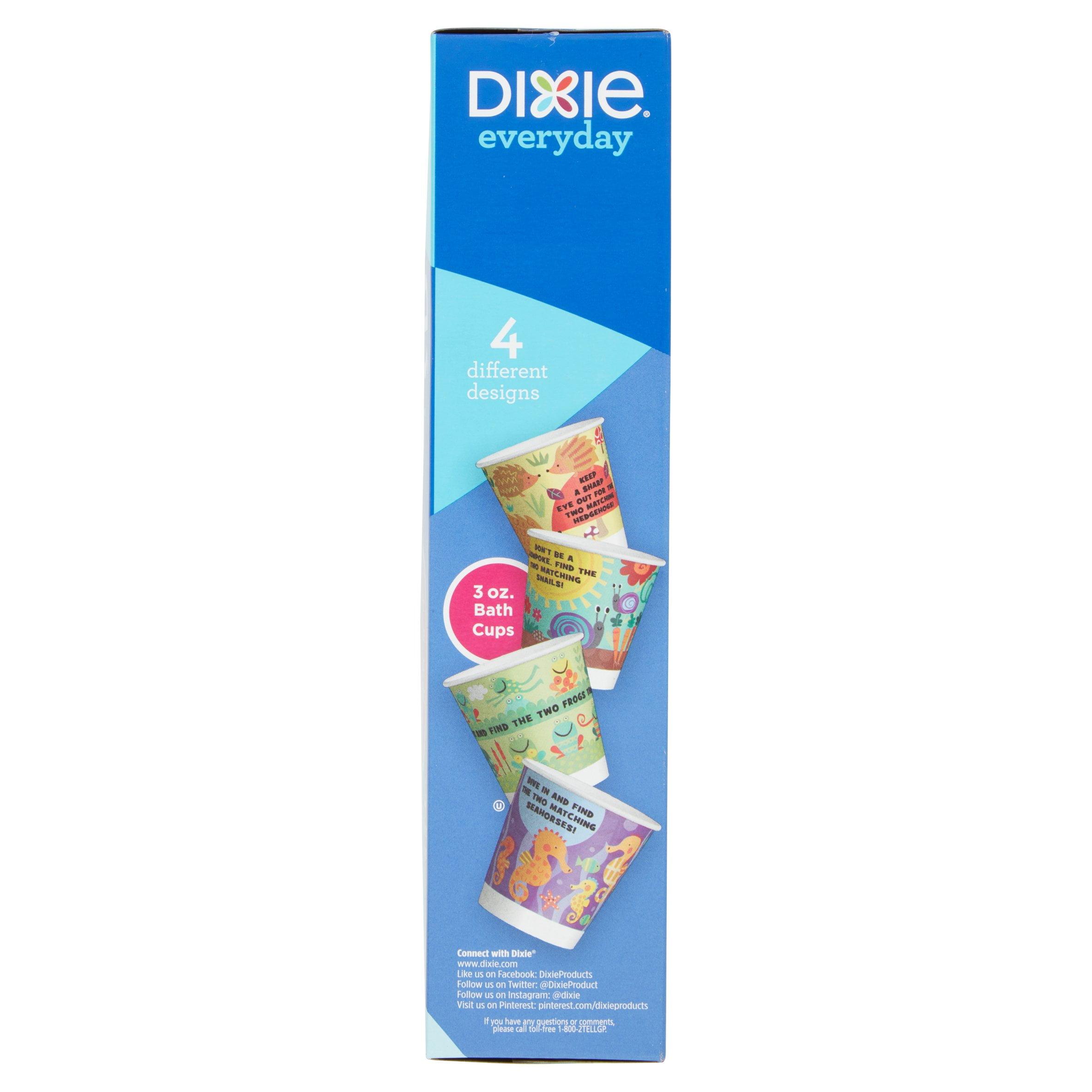 . Dixie Bath Cups  3 oz  200 count   Walmart com