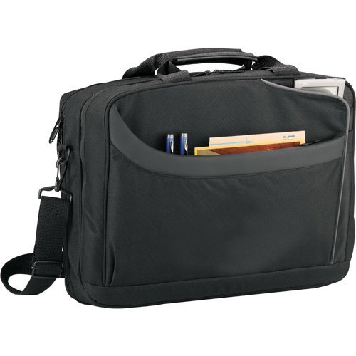 "Checkpoint-Friendly 15"" Laptop Computer Briefcase Bag"