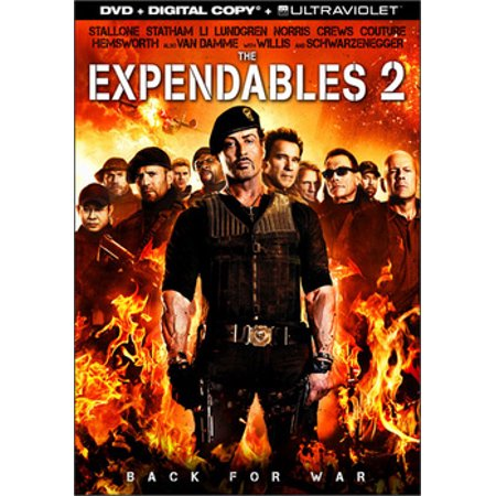 The Expendables 2 (DVD) (Jean Claude Van Damme Expendables 2 Sunglasses)