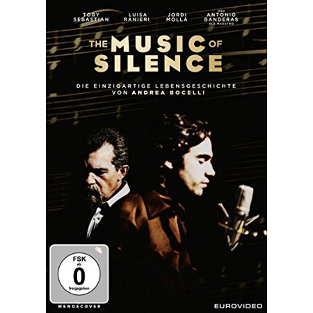 The Music of Silence (2017) ( La musica del silenzio ) [ NON-USA FORMAT, PAL, Reg.2 Import - Germany ] - Halloween Usa 2017 Date