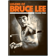 Legend Of Bruce Lee: Volume Three (DVD) by
