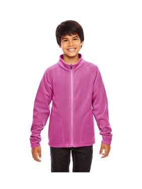Team 365 Big Boy's Campus Microfleece Jacket, Style TT90Y