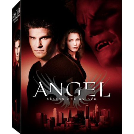 Angel: Season One (DVD) (In The Arms Of An Angel Commercial)