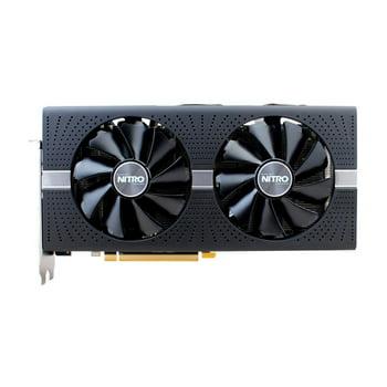 Sapphire Radeon NITRO+ RX 580 4GB Video Card + 3 Free Games Pack