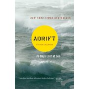 Adrift : seventy-six days lost at sea - paperback: 9780618257324