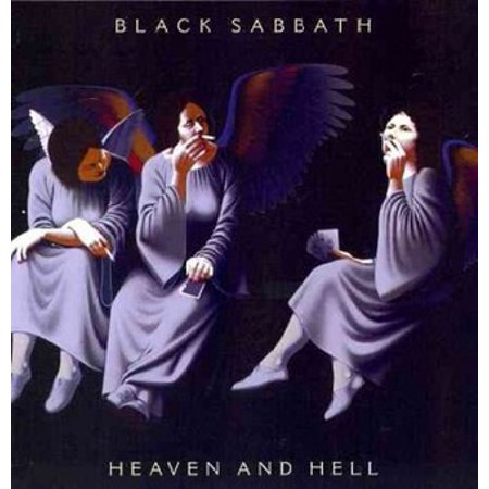 Black Sabbath Heaven And Hell - Heaven and Hell (CD) (Remaster)