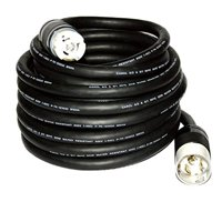 CEP Construction Electrical Products 6450M 50-ft Temporary Power Cord 50-Amp