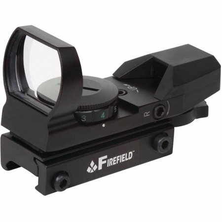 Firefield Multi Red And Green Reflex Sight