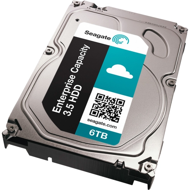 "Seagate ST6000NM0024 Enterprise 6TB SATA 3.5"" Internal Hard Drive by Seagate"