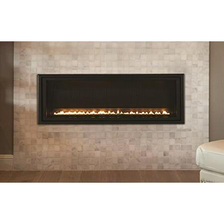 "American Hearth Boulevard 48"" Linear Vent Free Fireplace Propane"