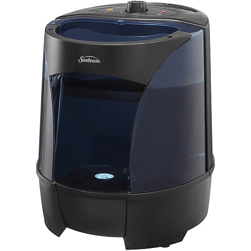Sunbeam Warm Mist Humidifier (SWM6000-BWM)