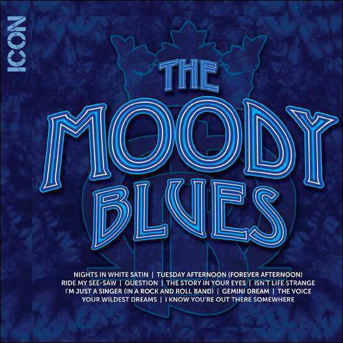 Icon Series: The Moody Blues