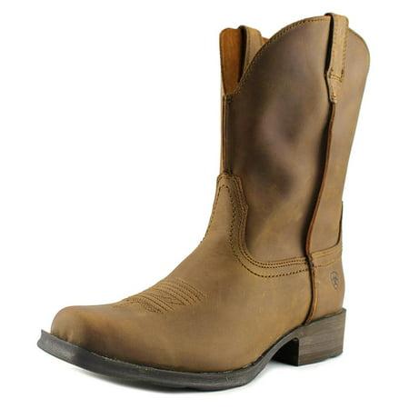 Ariat Rambler Women  B Square Toe Leather Brown Western Boot