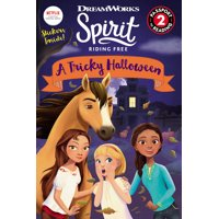 Spirit Riding Free: A Tricky Halloween