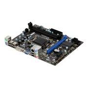 MSI H61M-P31/W8 - Motherboard - LGA1155 Socket - H61 - Gigabit LAN - onboard graphics (CPU required) - HD Audio (8-channel)